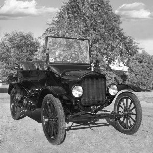1908 - Ford model T