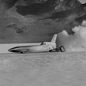 1964 - rocket car