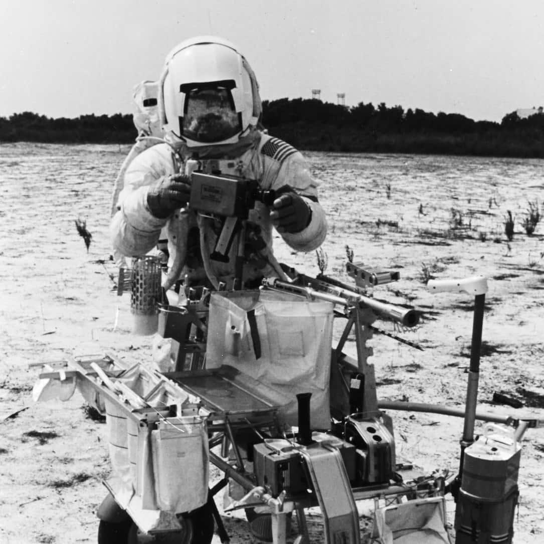1971 - Astronaut