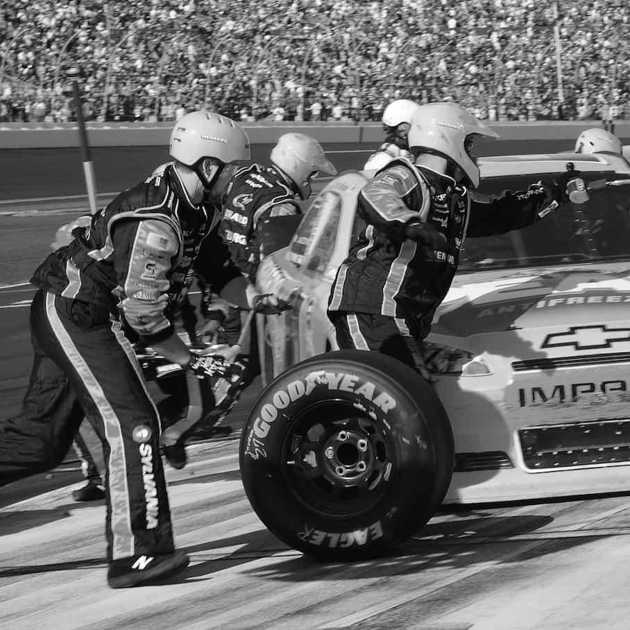 2004 - NASCAR