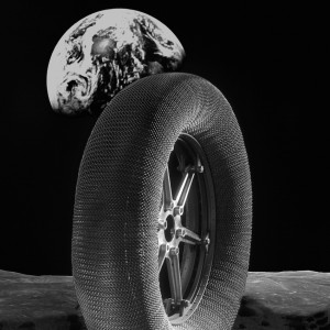 2009 - Spring Tire for moon