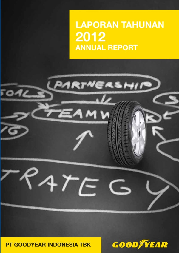 Annual Report Goodyear 2012_cover