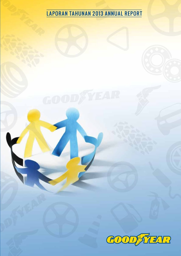 Annual Report Goodyear 2013_cover