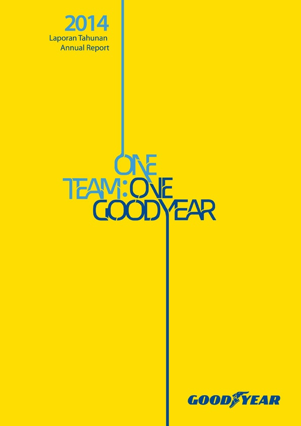 Annual Report Goodyear 2014_cover