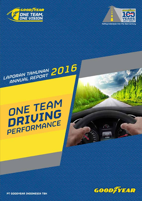 Annual Report Goodyear 2016_cover
