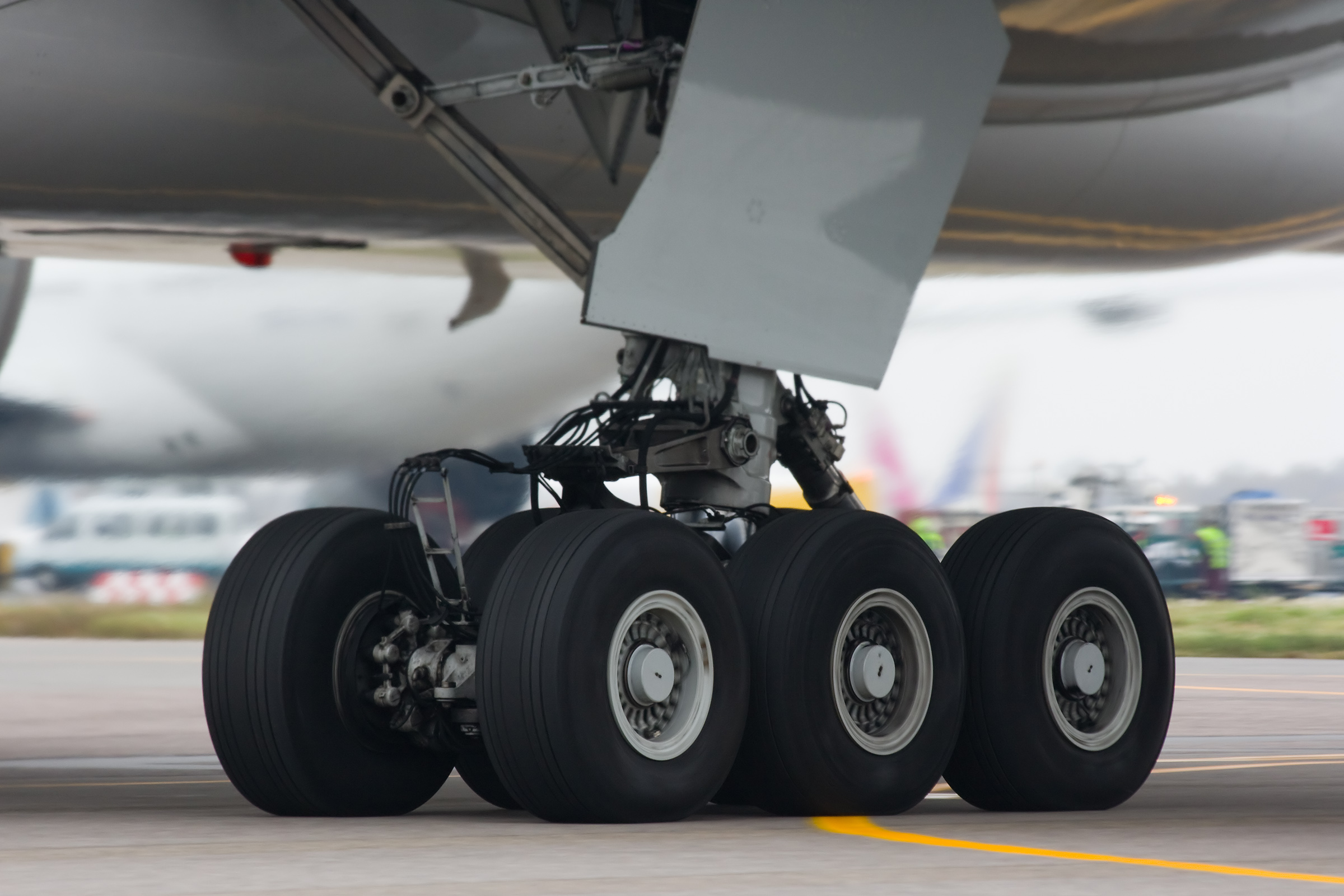 Boeing 777-300 chassis