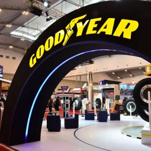 gooodyear booth GIIAS 2016